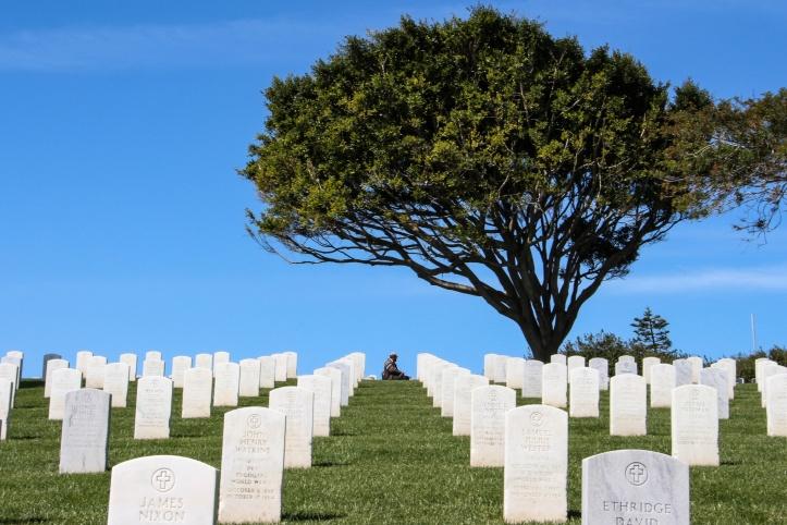 20180409 - Fort Rosecrans National Cemetery-2