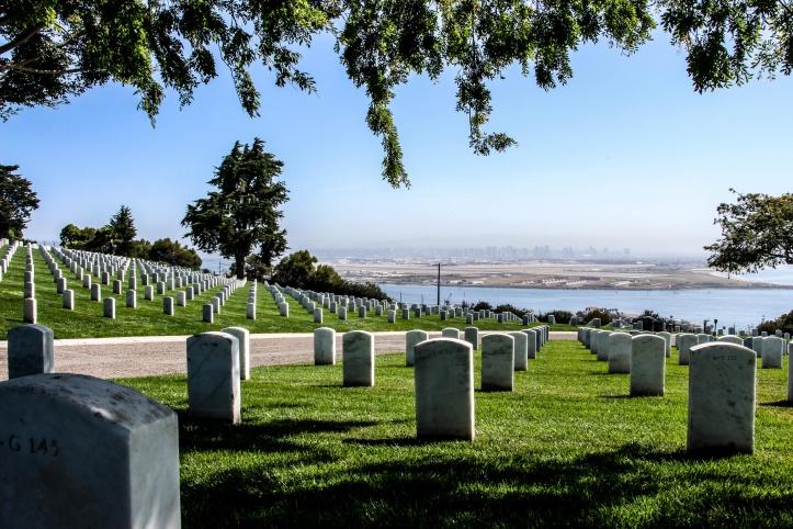 20180409 - Fort Rosecrans National Cemetery